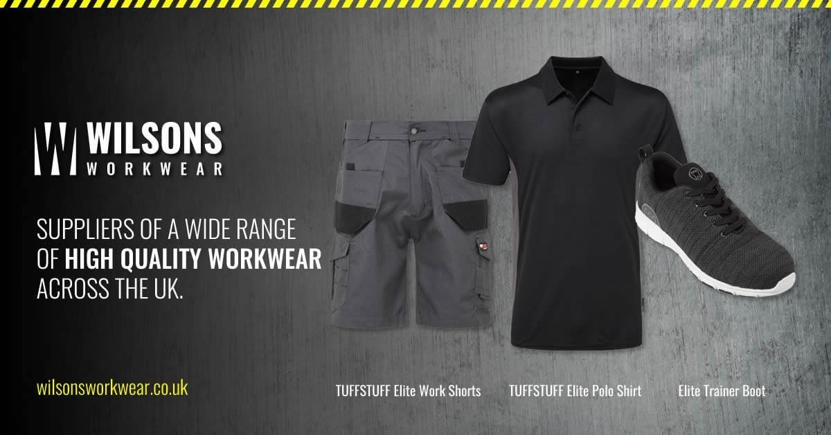 How to pick the best workwear for your job at hand with Wilsons Workwear.